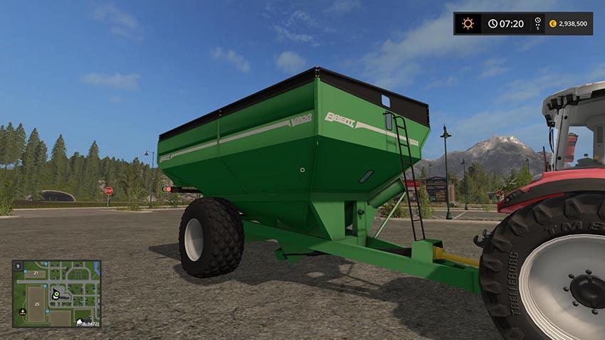 Brent V800 Grain Cart v 1.0