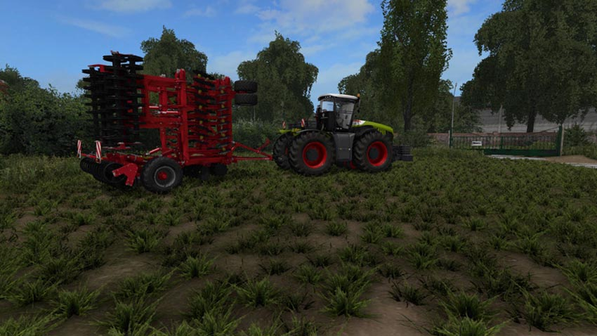 Claas Xerion 4000-5000 V 1.0