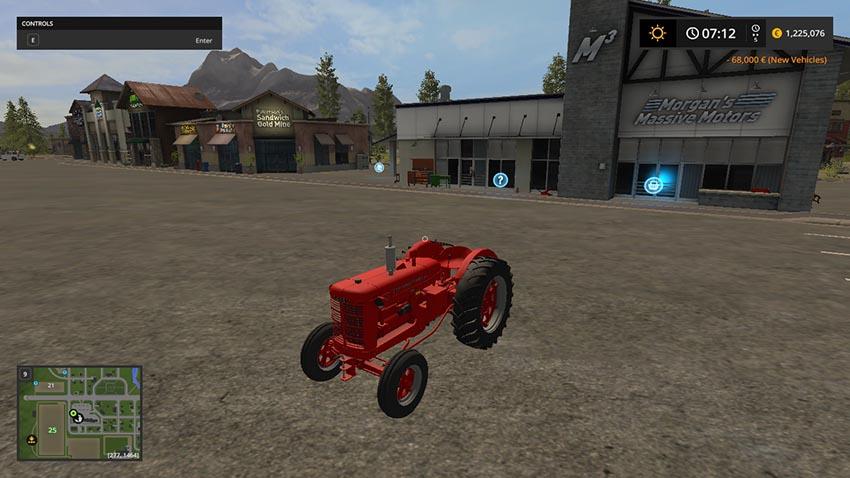 Farmall W9 v 1.0