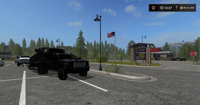 GMC Ramp Truck v 1.0