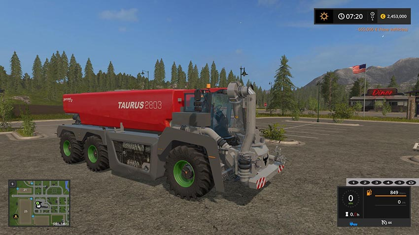 Kotte Garant Taurus 2803 v 1.0