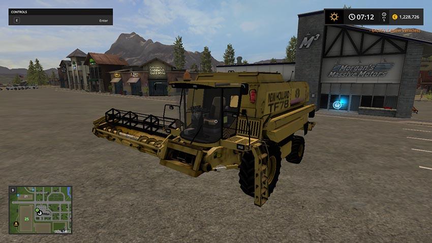 New Holland TF 78 V 1.0
