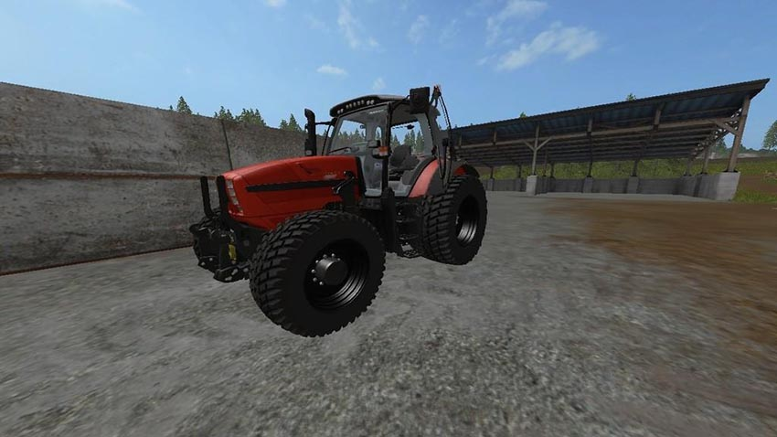 Same Fortis 160 With Interactive Control v 1.0