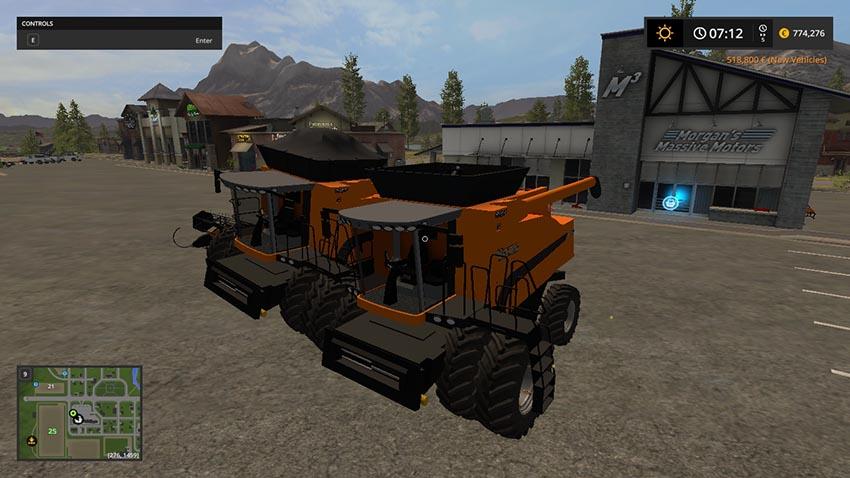 Valtra BC 6500 v 1.0