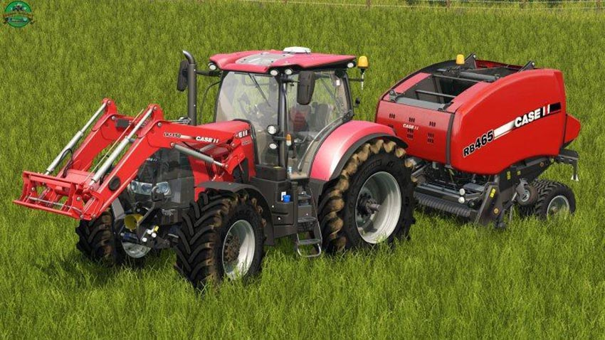 Case IH Baler Pack v 1.0