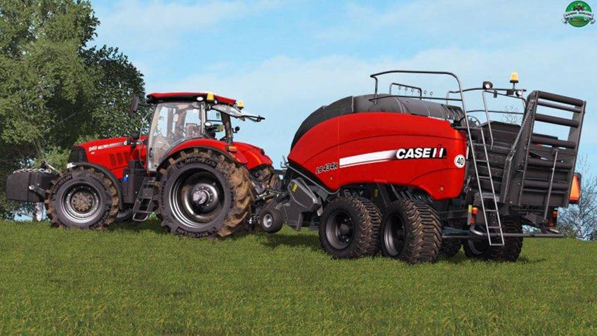 Case IH Baler Pack v1.1.1