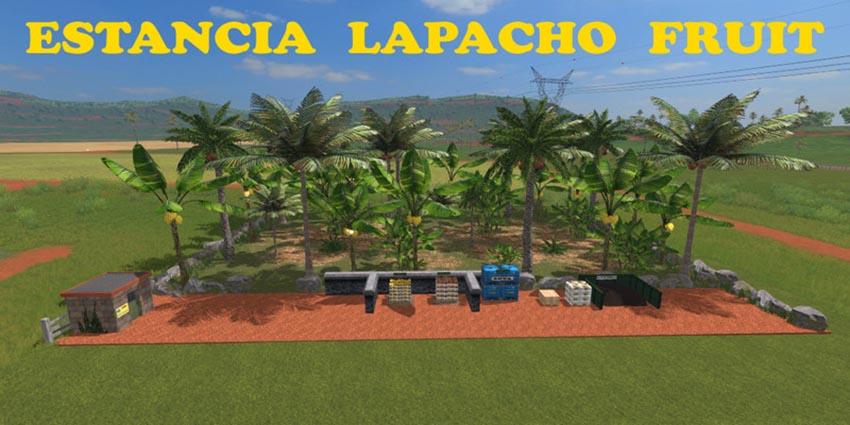 Estancia Lapacho Fruit V 1.0