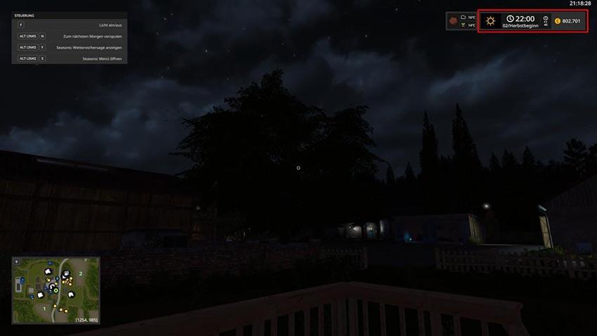 Fast Night v1.0