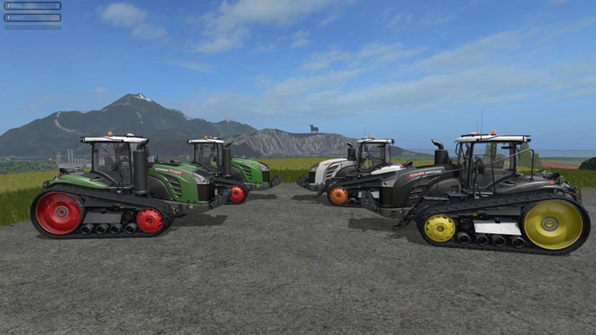 Fendt 1100MT Series V 1.0