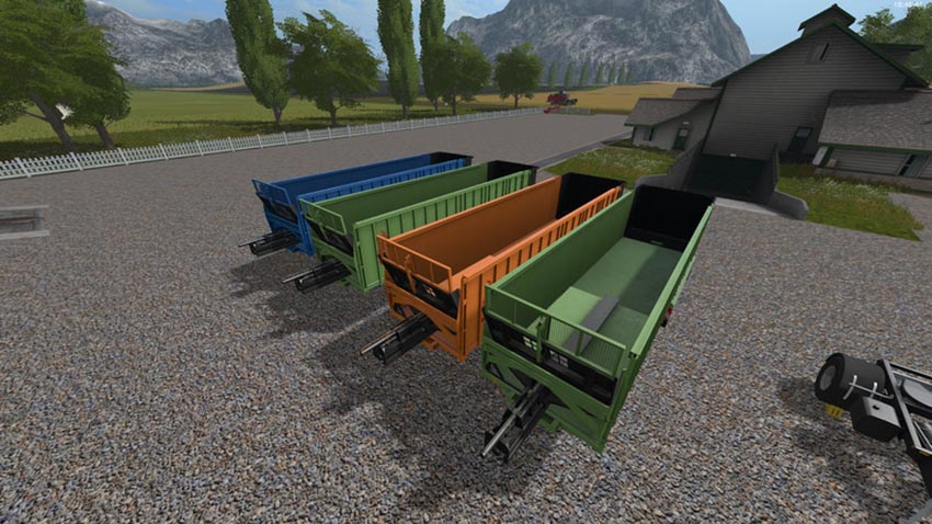 Fliegl ASS 298 V 1.1.0.1