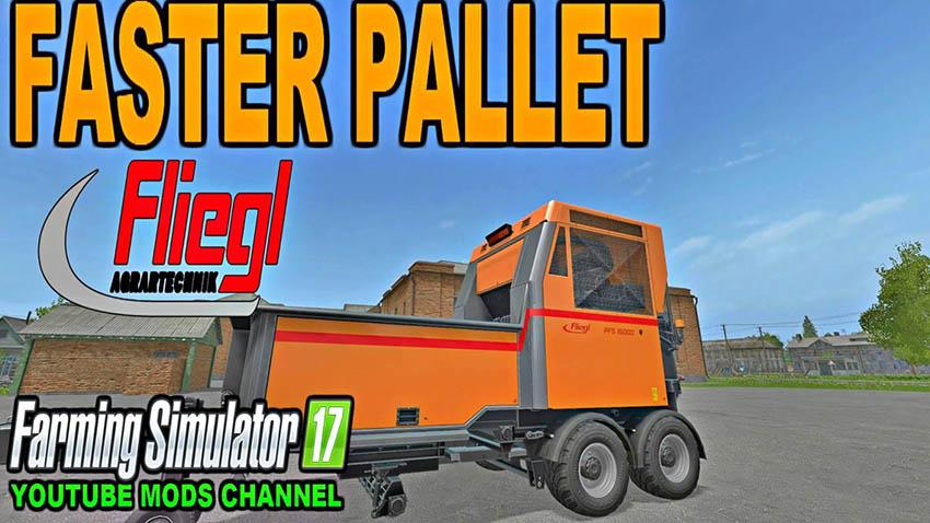Fliegl Pallet Filling System v 1.0.0.7