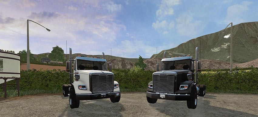 Freightliner Coronado SD v 1.0