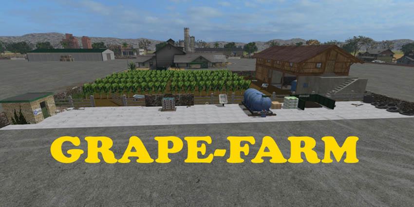 Grape Farm Placeable V 1.0