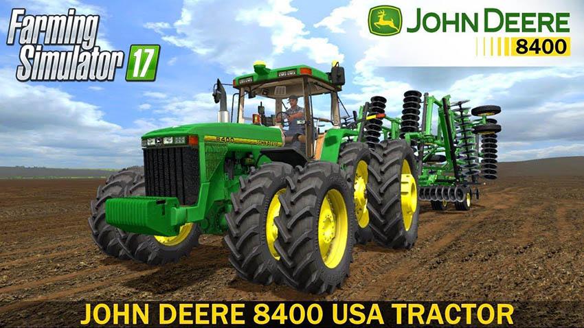 JD 8400 US v 1.0.2