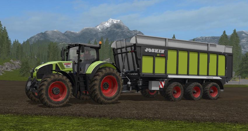 Joskin 8600 Claas Edition V 1.3