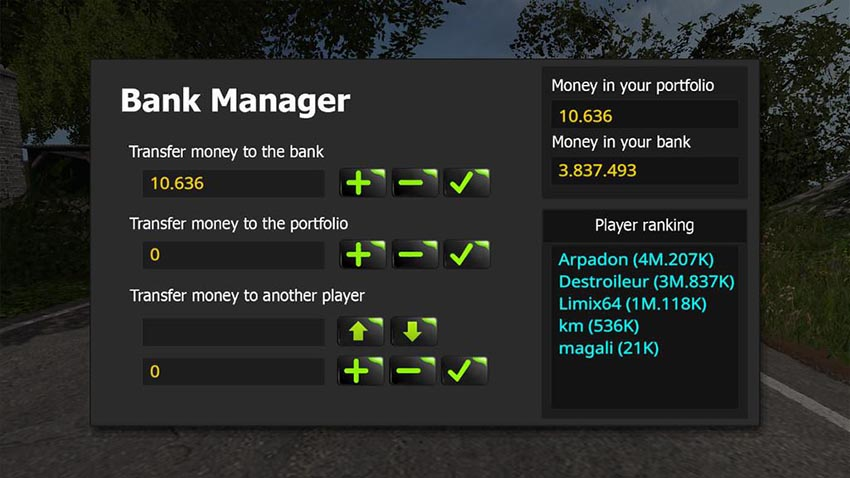 MP Money v 1.0.0.6