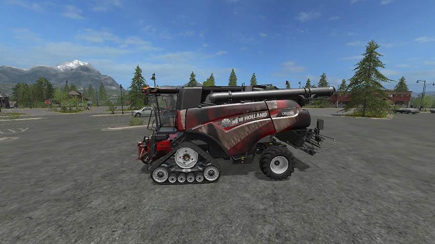 New Holland CR1090 Pack v 7.0