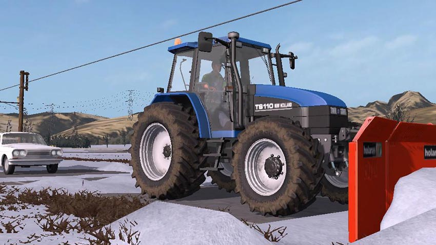 New Holland TS Series v 1.0