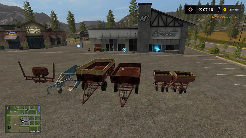 Potato Cultivation v 1.0