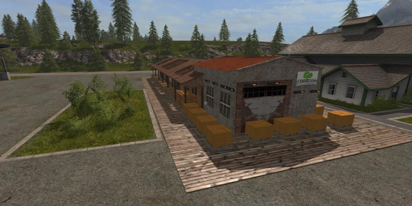 Saw Mill Muti Production V 1.0