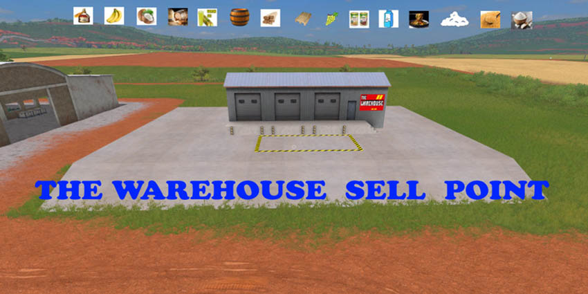 WareHouse Sell Point V 1.0