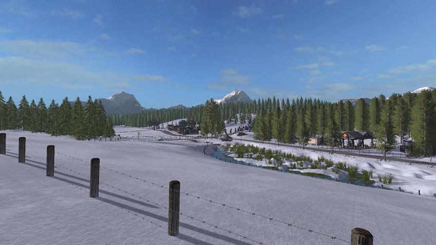 Woodshire Map v 2.2
