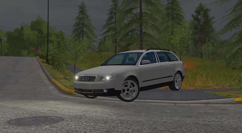 Audi A4 V 1.0