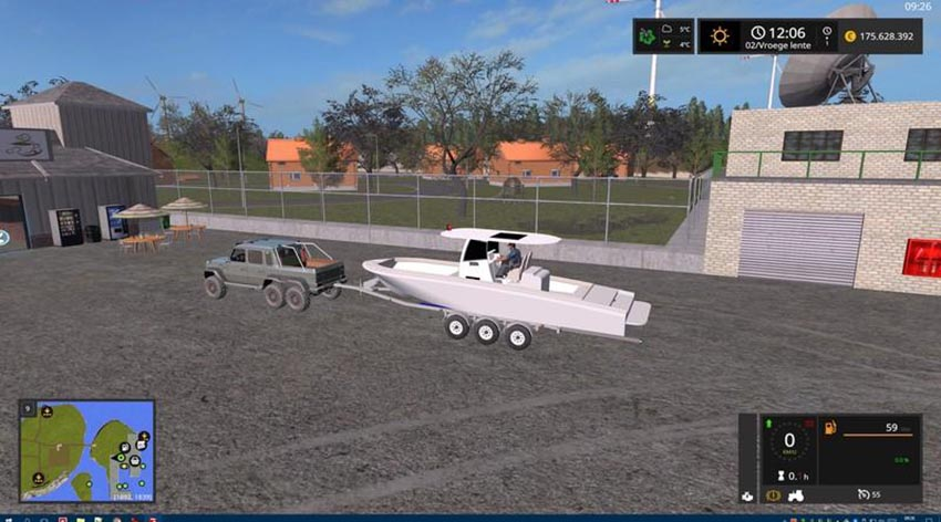 Boats and Trailers pack V 1.0