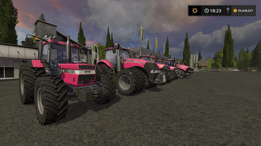 Case IH Tractor Pack