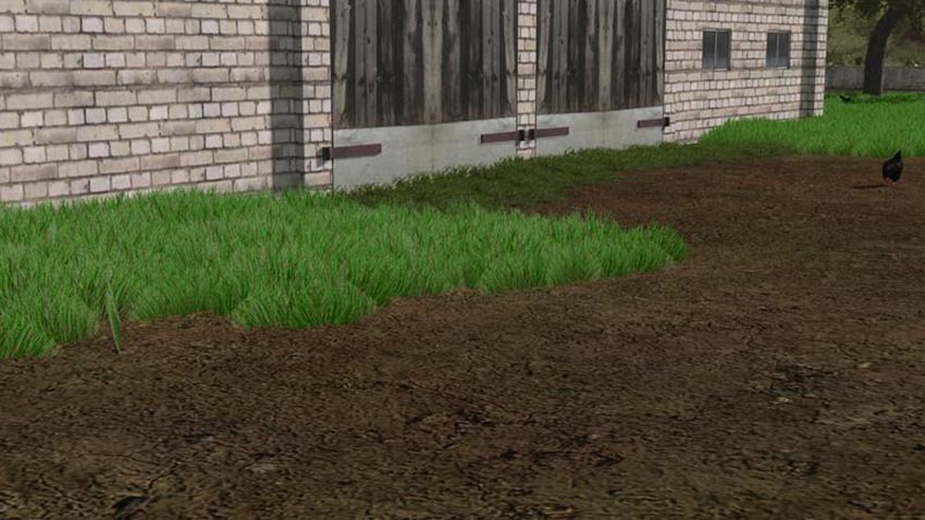 Dense Looking Grass Texture v 1.17