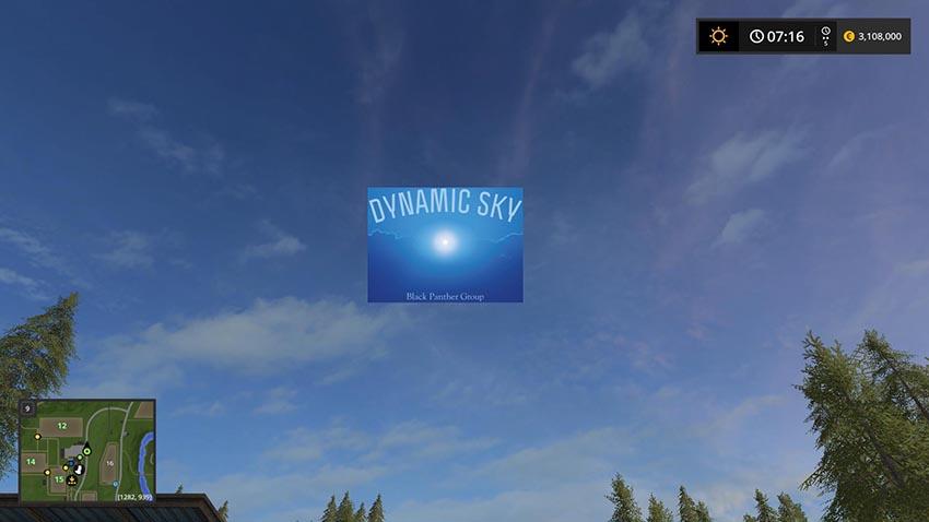 Dynamic Sky v 1.4.4