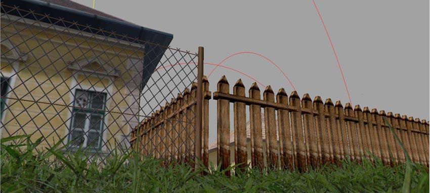 Fence pack for GE V 1.0