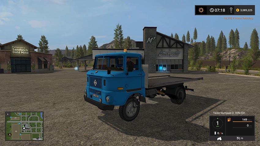 IFA W50 v 2.0