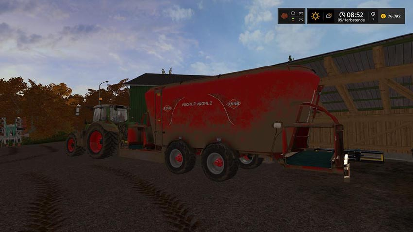 Kuhn Profile Pack v 1.0
