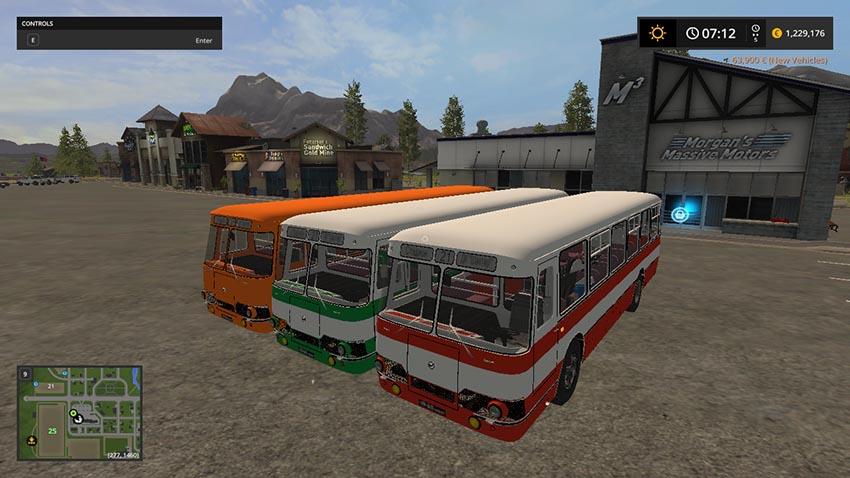 LIAZ Pack v 1.0