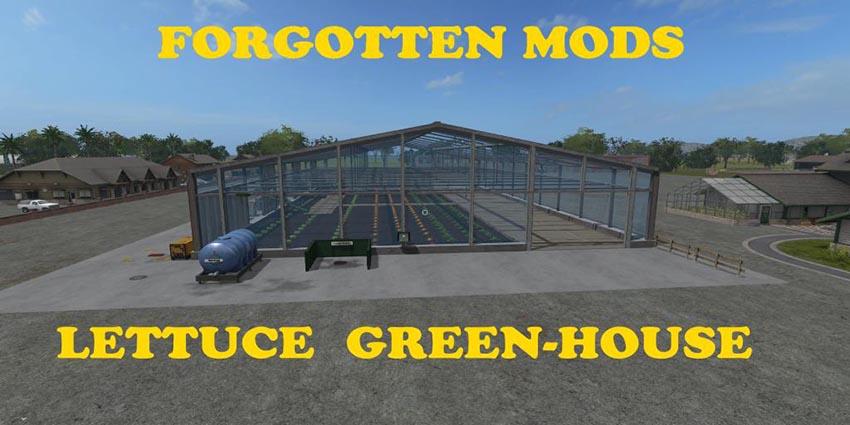 Lettuce GreenHouse v 1.0