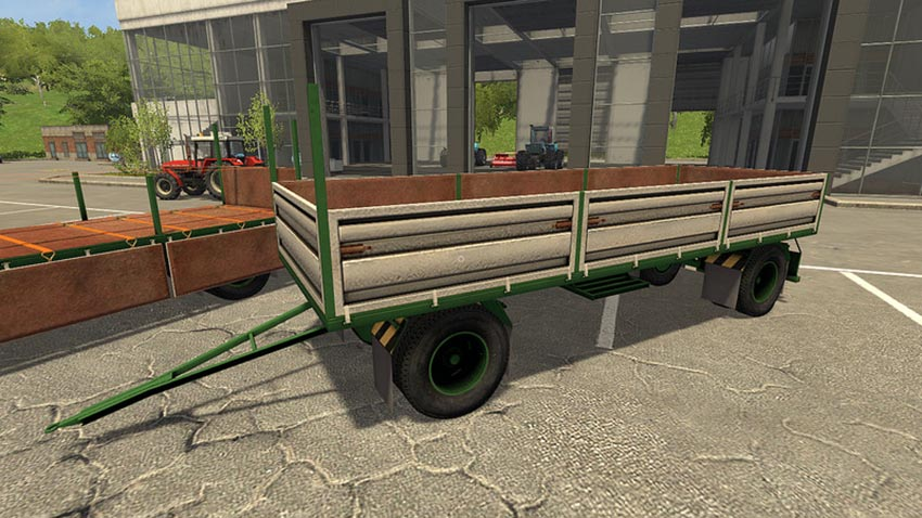 RABA 571 Bale trailer V 1.0.0.1