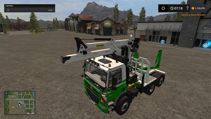 Tatra Phoenix Langholz with Autoload v 1.0
