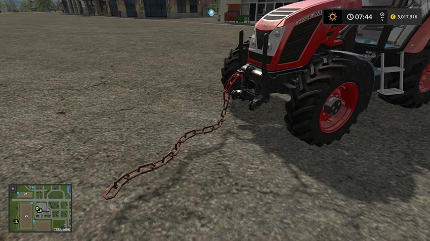 Tow Chain v 1.0