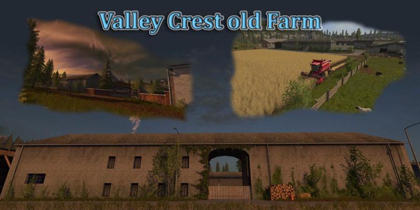 Valley Crest old farm v 1.0