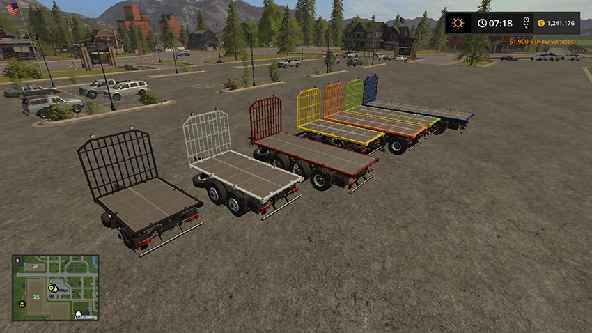 ATC Vehicle Pack v 2.3.0.6
