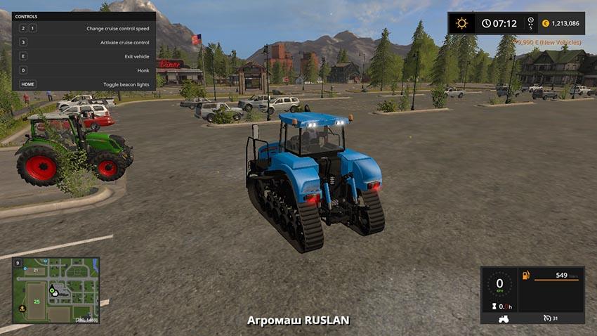 Agromash Ruslan v 1.0