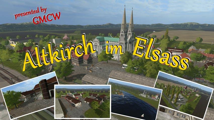 Altkirch in Alsace V 1.0