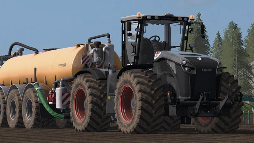 CLAAS Xerion v 1.0