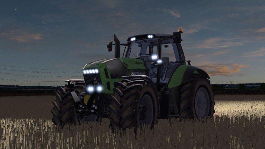 Deutz Fahr Agrotron L/X 700 Series v 1.0