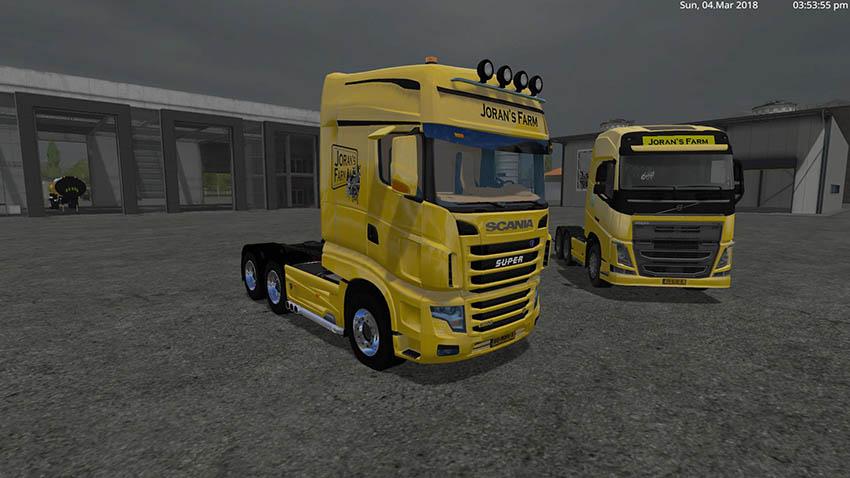 European truck pack v 1.1