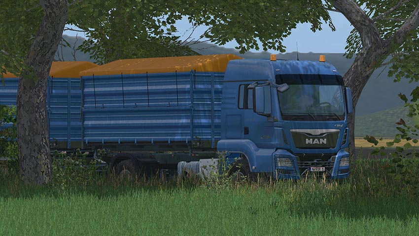 Fliegl Transport pack v 1.1