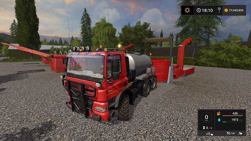 Horsch Agrovation Vehicles Edited