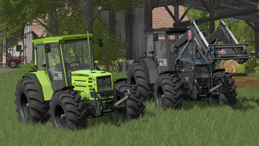 Huerlimann H488 with big wheels V 1.0