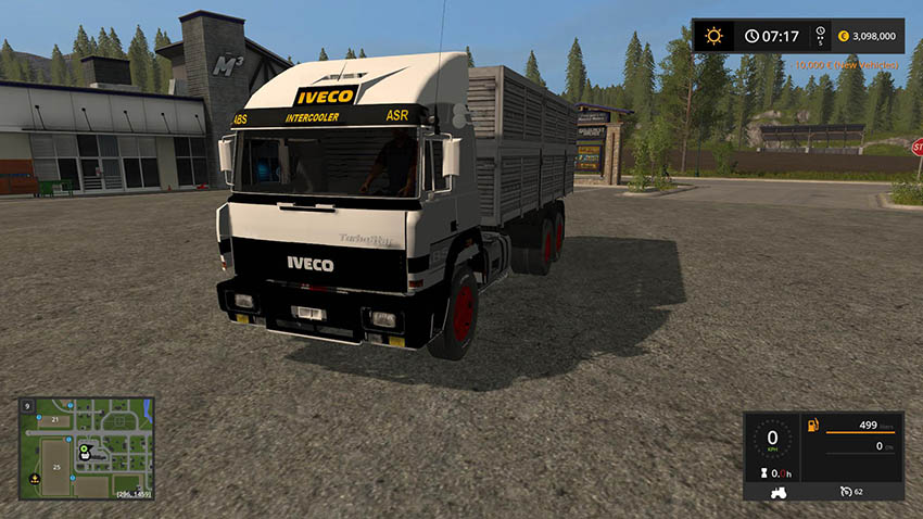 Iveco Turbostar v 1.0